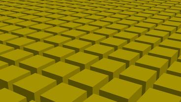 Rotation of 3D Matrix... Stock Video Footage