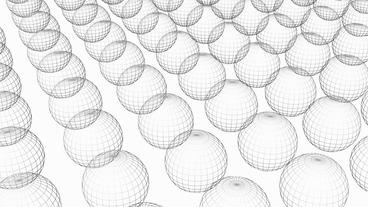 Rotation of 3D sphere ball.design,illustration,golf,icon,tennis,football,object, Animation