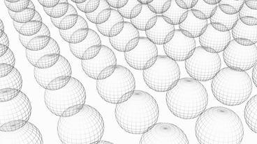 Rotation of 3D sphere ball.design,illustration,golf,icon,tennis,football,object, Animation