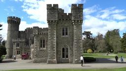 Johnstown Castle 2 Stock Video Footage