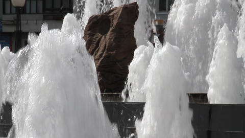 Fountain Stock Video Footage
