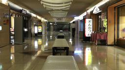 Kansai Airport Aeroplaza Osaka Japan 2 Stock Video Footage