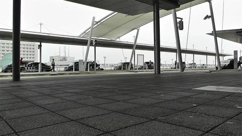 Kansai Airport Osaka Japan 7 Stock Video Footage