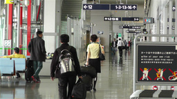 Kansai Airport Osaka Japan 17 Stock Video Footage