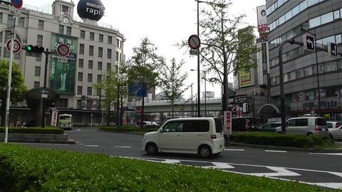 Namba District Osaka Japan 10 Stock Video Footage