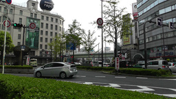 Namba District Osaka Japan 10 Footage
