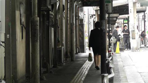 Namba District Osaka Japan 20 Stock Video Footage