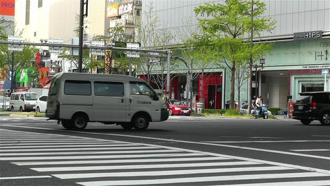 Namba District Osaka Japan 28 Stock Video Footage