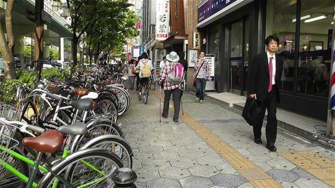 Namba District Osaka Japan 30 Stock Video Footage
