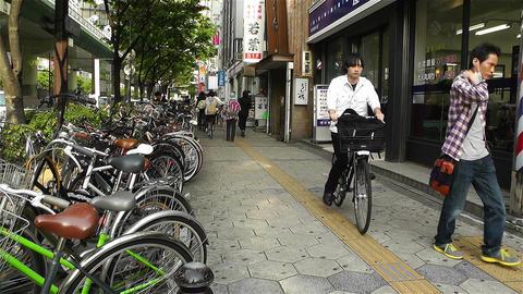 Namba District Osaka Japan 30 Live Action