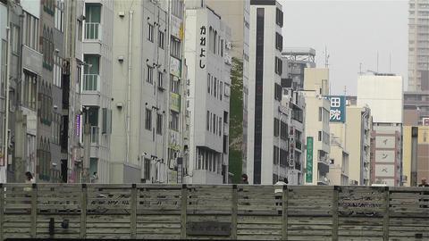 Namba District Osaka Japan 57 Stock Video Footage