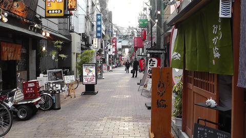Namba District Osaka Japan 63 Stock Video Footage