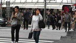 Namba District Osaka Japan 67 Stock Video Footage