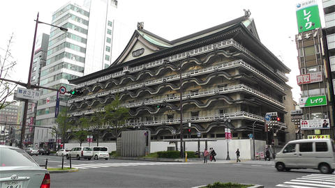 Namba District Osaka Japan 69 Stock Video Footage
