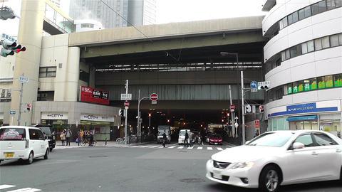 Namba District Osaka Japan 79 Footage