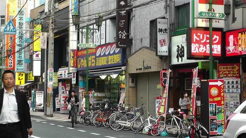 Namba District Osaka Japan 81 Live Action