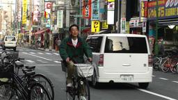 Namba District Osaka Japan 83 Stock Video Footage