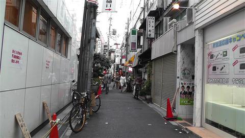 Namba District Osaka Japan 85 Stock Video Footage