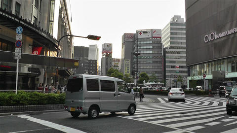 Namba District Osaka Japan 89 Stock Video Footage