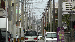 Street in Okinawa Islands 7 Live Action
