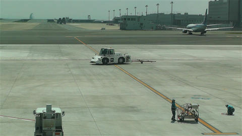 Tokyo Haneda Airport 12 Footage