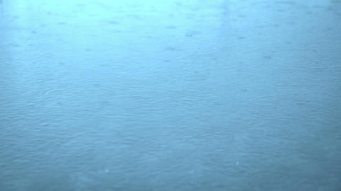drop water 01 A Stock Video Footage