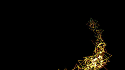 particle 15 Stock Video Footage