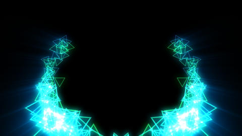 particle 15 2 Stock Video Footage