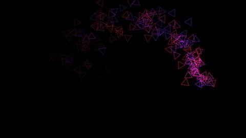 particle 28 Stock Video Footage
