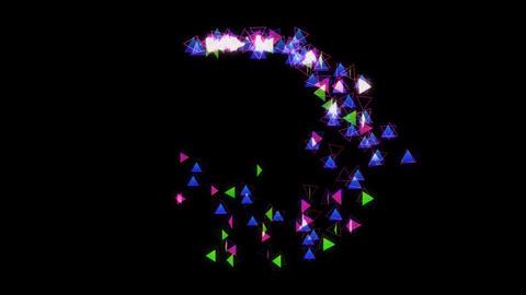 particle 37 3 loop CG動画