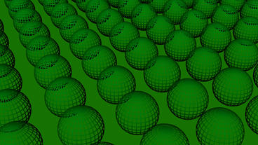 Rotation Of 3D Sphere Ball.design,illustration,golf,icon,tennis,football,object,sketch,structure stock footage