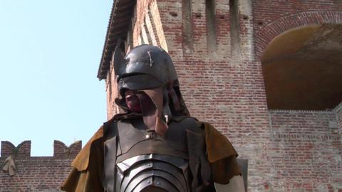 evil warrior 05 Footage