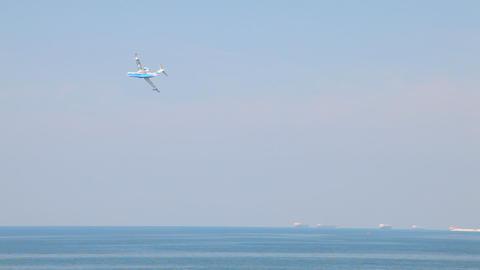 Gelendzhik Air Show 2012 Stock Video Footage