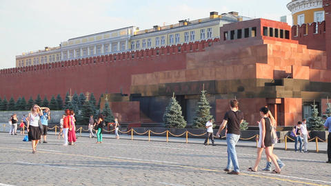 Red Square Footage