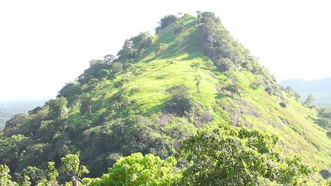 Hill, Sri Lanka Stock Video Footage