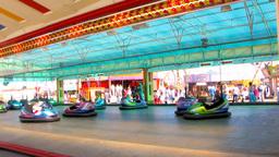 Amusement Park 1 Footage