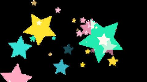 shooting star animation