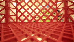 Shopping Cart 1 stock footage
