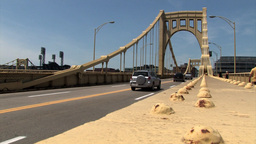 bridge OD619 Stock Video Footage
