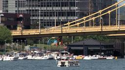 bridge OD621 Stock Video Footage
