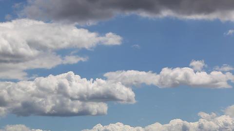 Blue sky Footage