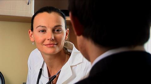 DOCTOR NOV 1 Stock Video Footage