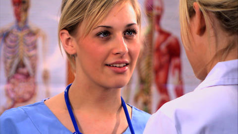 MEDICAL SCENE 24 Stock Video Footage