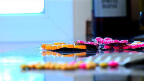 PHARMACY 4 Stock Video Footage