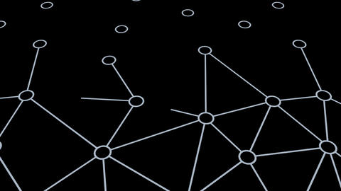 Social Network Connection A 1m 1 Stock Video Footage