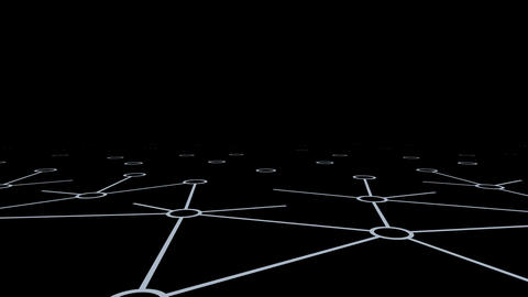Social Network Connection A 4m 1 Animation