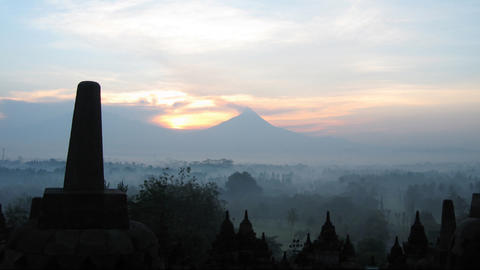 Borobodur Stock Video Footage
