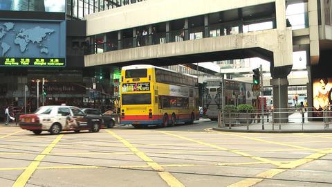 Hong Kong island edit 0997 HD Stock Video Footage