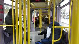 Luas Tram 1 Footage