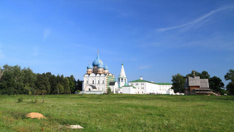 Suzdal tl 05 HD Stock Video Footage